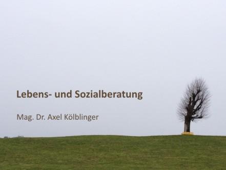 Startseite Lebens- und Sozialberatung Axel Kölblinger