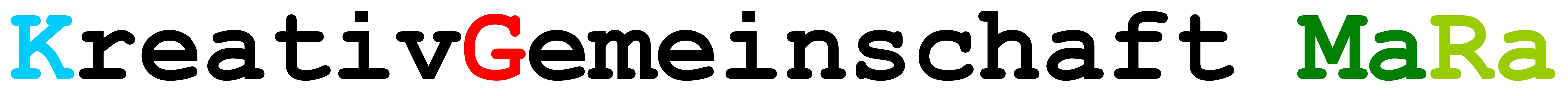 Kreativgemeinschaft MaRa - Logo